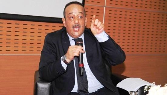 وزير الثقافة و الاتصال محمد الأعرج