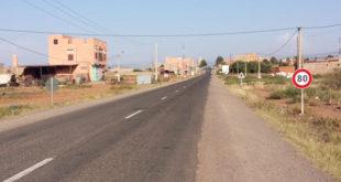 مطالب بفتح تحقيق في صفقات إنجاز الطريق الوطنية رقم 8 الرابطة بين مراكش وقلعة السراغنة