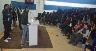 المنتدى المغربي للصحافيين الشباب  المجلس الإداري  بيان الدورة الثانية للمجلس الإداري
