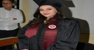 """الطالبة حبيبة الصبري تنال شهادة الماستر في موضوع """" جريمة التزوير في المحررات"""" من كلية العلوم القانونية والإقتصادية بمراكش"""
