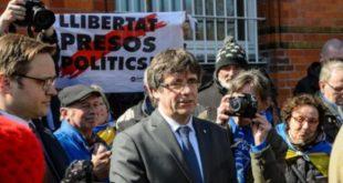 """إسبانيا: سحب مذكرات الإعتقال الدولية بحق رئيس إقليم """"كتالونيا """" السابق وخمسة  قادة أخرين"""