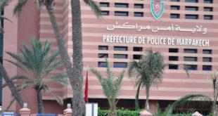 المصلحة الولائية للشرطة القضائية بولاية أمن مراكش تسقط عصابة إجرامية تنشط في المخدرات الصلبة