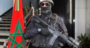 تفكيك خلية إرهابية  موالية لداعش تنشط بين زاوية الشيخ وأولاد تايمة ومراكش
