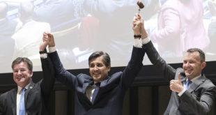 الجمعية العامة للأمم المتحدة تعتمد رسميا الإتفاق العالمي للهجرة الآمنة والمنظمة والمنتظمة خلال مؤتمر دولي بمراكش