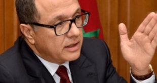 عاجل : إعفاء وزير الإقتصاد والمالية المغربي  من منصبه
