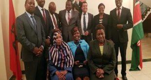 الإعلان بنيروبي عن إحداث اللجنة البرلمانية المشتركة المغربية الكينية