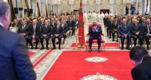 صاحب الجلالة الملك محمد السادس يترأس تقديم المرحلة الثالثة من تعاقب المبادرة الوطنية للتنمية البشرية 2019-2023