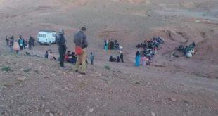 تنغير: مصرع سبعينية احتجاجا على عدم توفير الجماعة للنقل المدرسي