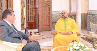 الملك يدعو أخنوش إلى بلورة تصور استراتيجي شامل وطموح لتنمية القطاع الفلاحي