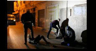 شغب الشوارع بالبيضاء … توقيف 8 أشخاص 6 منهم قاصرين