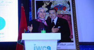 الوفي تستعيد التجربة البيئية المغربية وتؤكد أن 70% من الموارد البحرية غير مستكشفة في افتتاح المؤتمر 9 حول المياه الدولية بمراكش