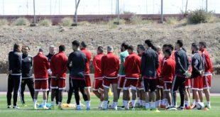 """""""هيرفي رينار"""" يكشف عن قائمة 26 لاعبا لمواجهة الكامرون في إطار إقصائيات أمم أفريقيا وودية تونس"""