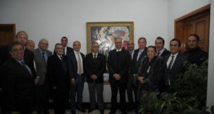 خلال استقبال فرع الإتحاد العام لمقاولات المغرب بجهة مراكش-آسفي:الوالي لحلو يذكر بالإصلاح المتعلق بمراكز الإستثمار