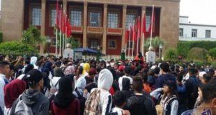 تقرير خبري- يوم من رفض التلاميذ للتوقيت الدراسي حتما به الرعونة  مرفوضة
