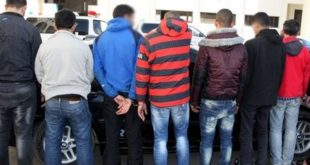 بركان- الشرطة القضائية توقّف 8 مشتبه فيهم من عصابة متخصصة في الهجرة السرية