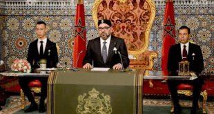 نص الخطاب السامي الذي وجهه جلالة الملك إلى الأمة بمناسبة الذكرى 43 للمسيرة الخضراء