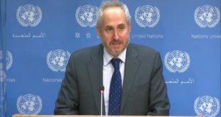 """الناطق باسم الأمين العام للأمم المتحدة:""""لقد كان الأمين العام دائما مؤيدا لإجراء حوار معزز بين المغرب والجزائر"""""""