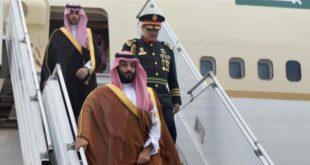 عاجل: بن سلمان  يصل الى نواكشوط