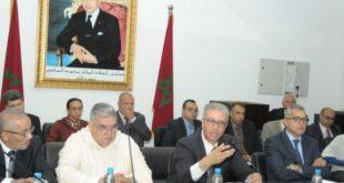عمالة مراكش:اللجنة الإقليمية للتنمية البشرية برئاسة والي الجهة تصادق على مشاريع بكلفة  16,3 مليون درهما