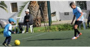 مديرية الشباب والرياضة بتطوان تنظم دوري ملاعب القرب احتفالا بذكرى المسيرة الخضراء