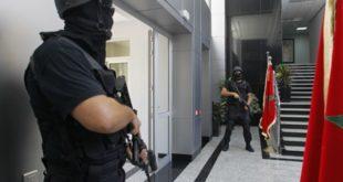 المكتب المركزي للأبحاث القضائية يضرب بمدينة بني ملال في إطار العمليات الإستباقية الداحضة للتهديدات الإرهابية