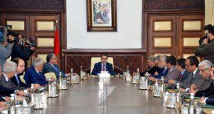 يتيم- الدكالي: احتمالات المغادرة للحكومة خلال تعديل حكومي يجري حديث إعلامي في شأنه أبريل القادم (2019)
