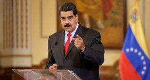 مادورو يأ مر بإغلاق كلي للحدود بين فينزويلا وكولومبيا