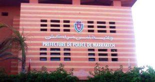 """مراكش : توقيف عصابة إجرامية  """"خطيرة"""" متخصصة في سرقة المحلات التجارية ومؤسسات عمومية"""