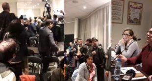 """""""مراسلون بلا حدود"""" تطالب السلطات الفرنسية بمحاسبة المسؤولين عن نسف ندوة باريس حول """"حرية الصحافة بالمغرب"""""""
