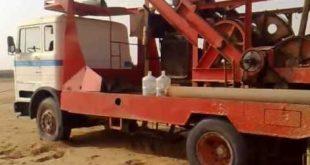 سلطات الحوض المائي لتانسيفت تضرب بيد من حديد وتحجز آلتين لحفر الآبار في ظرف شهربمجاط