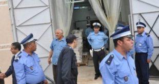 الجمارك: حجز 162 طن من الأثواب المهربة تفوق قيمتها 17 مليون درهم