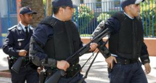 مواجهة بالرصاص الحيّ بين عناصر الأمن و مهربي المخدّرات بمدخل فاس