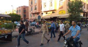الملحقة الإدارية (الحي الحسني)- حملة تحرير للشارع العام بين شارع الداخلة وزنقة البراعم ومحيط المسجد الكبير بالمسيرة1