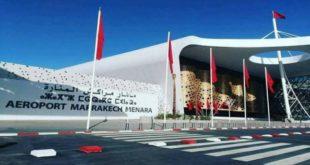 شرطة مطار مراكش المنارة- عملية تفتيش تكشف تهريب 4 تونسيات لمخدر الشيرا بأحزمتهن