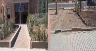 رهان التنمية المحلية بأبواب مراكش- مشروع إلى جوار مسجد أبي موسى الأشعري: التنافر بين التنمية الإقتصادية وتحقيق العدالة الإجتماعية