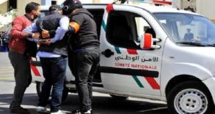 فرقة محاربة المخدرات بولاية أمن مراكش- توقيف مروج للمخدرات الصلبة متلبسا بالحيازة والترويج بطريق فاس