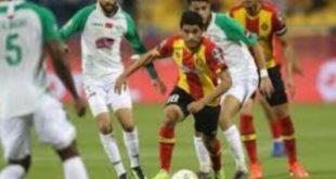 الرجاء الرياضي  يسقط امام الترجي التونسي