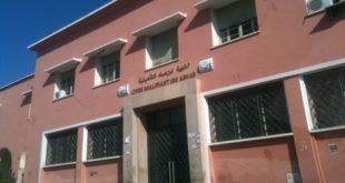 """عناصر """"خلية الامن المدرسي"""" تعتقل شخصين متهمين بالسرقة بالخطف بجليز"""