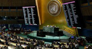 الأمم المتحدة تعتمد دون تصويت قرارا للجنة الرابعة جددت من خلاله دعم المسار السياسي قي قضية الصحراء المغربية