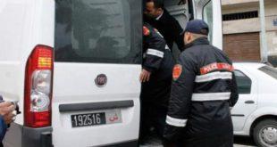 اعتقال أربعة اشخاص يصنعون مواد مطهرة مغشوشة  وخطيرة بفاس