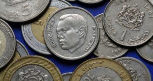 """أزمة """"كوفيد 19"""".. الدرهم ينخفض أمام الدولار بـ%2,06 ومقابل الأورو بـ%0,58"""
