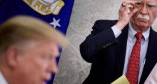بولتون يفضح ترامب بطلبه مساعدة الصين للفوز بالانتخابات