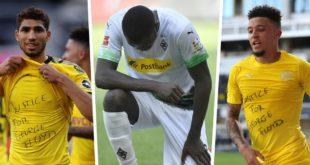 """إنفانتينو: احتجاجات لاعبين على مقتل """"فلويد"""" تستحق التشجيع وليس العقوبة"""