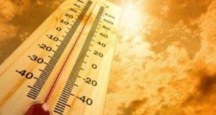 ارتفاع الحرارة إلى 45 درجة ببعض مناطق المملكة