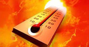 نشرة إنذارية: ارتفاع درجة الحرارة إلى 49 درجة بهذة الأقاليم