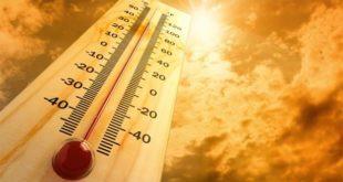 نشرة خاصة: طقس حار و زخات رعدية محلية بهذه المناطق