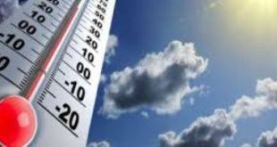 طقس الأحد: حرارة مرتفعة و زخات رعدية بعدد من مناطق المملكة