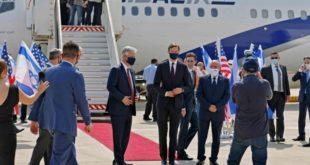 انطلاق أول رحلة تجارية مباشرة بين إسرائيل والإمارات عبر الأجواء السعودية