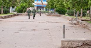 مراكش: المنطقة الحضرية الحي الحسني تفعل الاجراءات الاحترازية للحد من تفشي فيروس كورونا