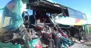 مصرع 12 شخصا في حادثة سير خطيرة قرب أكادير